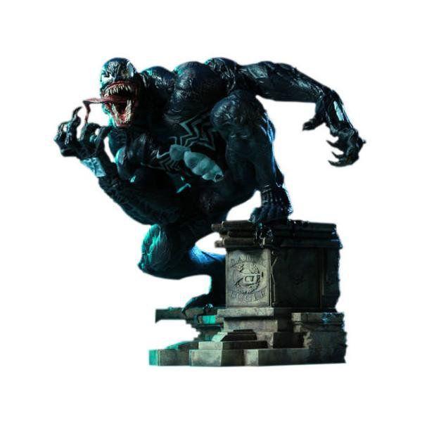 Estátua Venom: Marvel Comiquette - Sideshow - CG