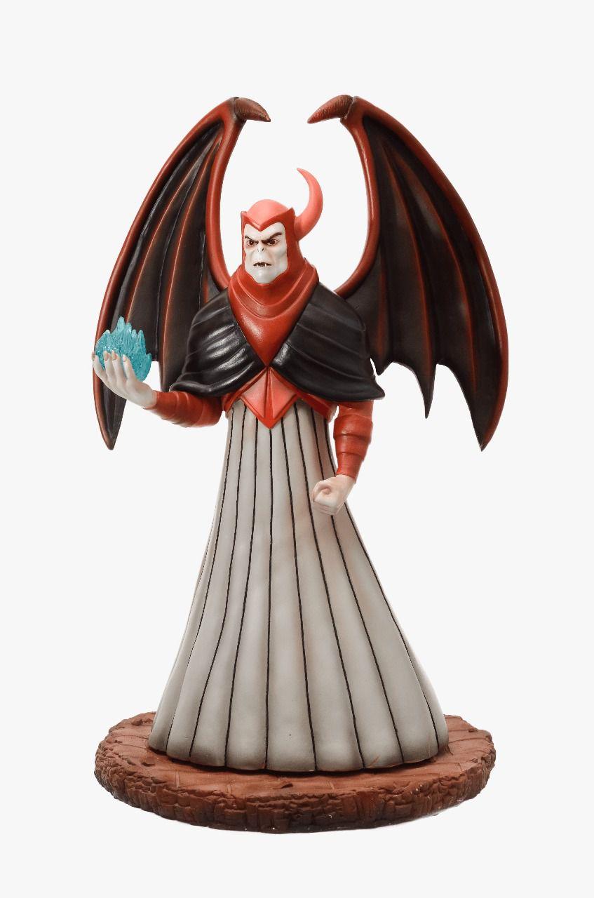Caverna do Dragão : Estátua Vingador (Dungeons e Dragons)