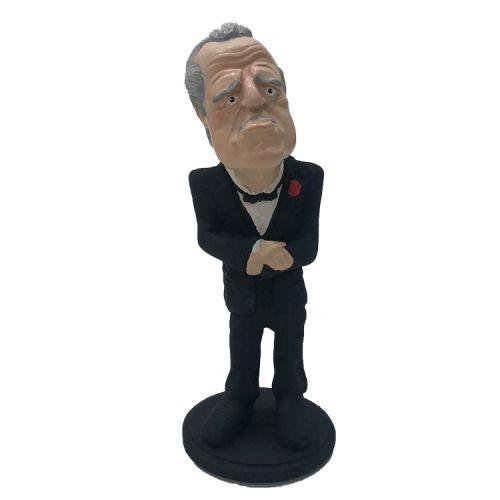 Estátua Vito Corleone: O Poderoso Chefão (The Godfather)
