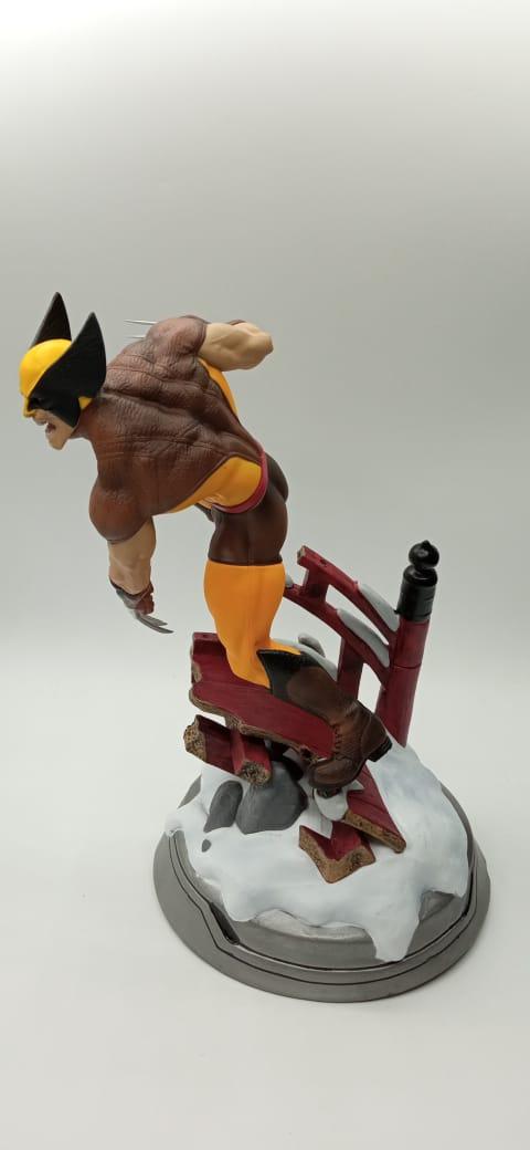Estátua  Wolverine: X-Men - Marvel