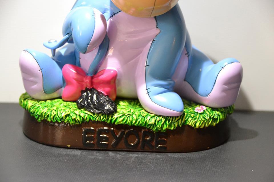 Estatueta Disney Bisonho Ió