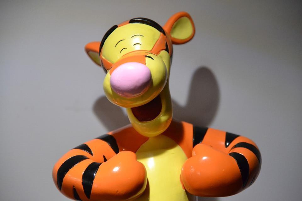 Estatueta Disney Tigrão