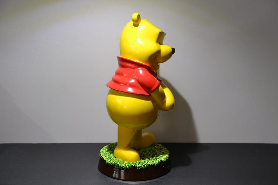 Estatueta Disney Ursinho Pooh
