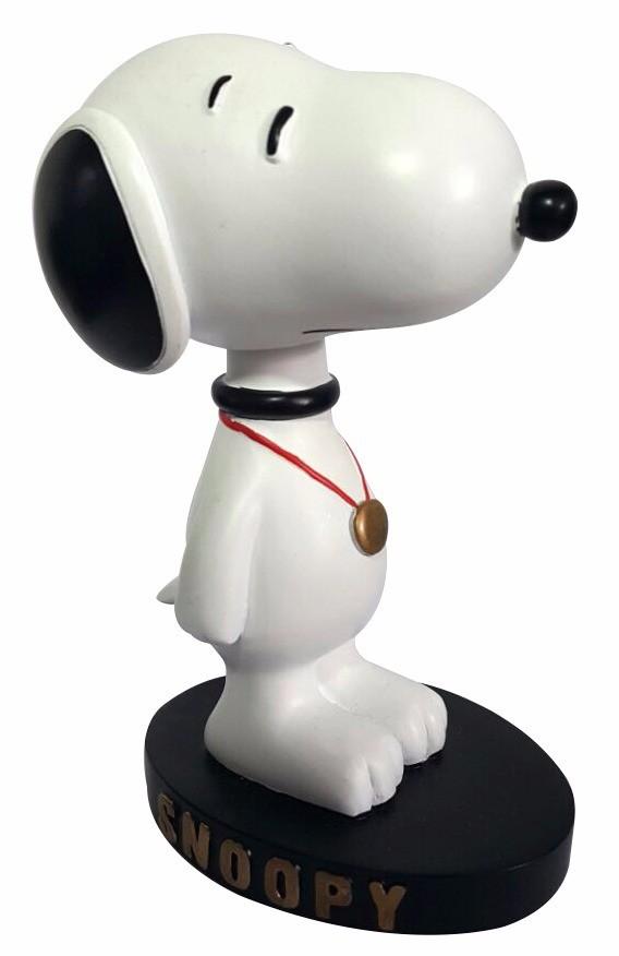 Estatueta Grande Snoopy com Medalha