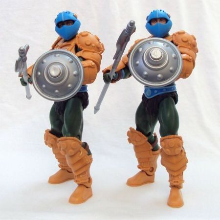 Eternian Palace Guards 2 Pack Masters of the Universe Classics He-Man - Mattel