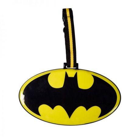Etiqueta para Mala Logo Batman: DC Comics