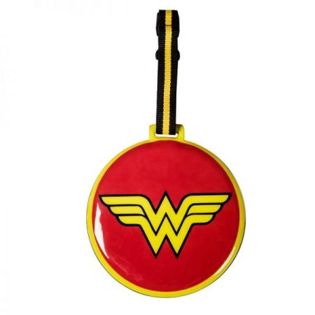 Etiqueta para Mala  Mulher Maravilha - DC Comics
