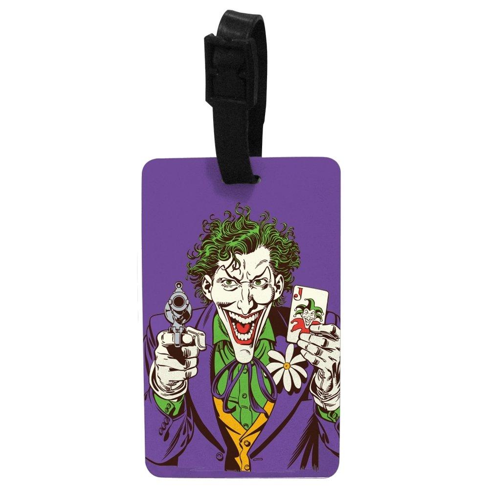 Etiqueta para Mala Retangular Joker