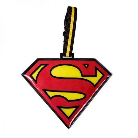 Etiqueta para Mala Superman: DC Comics