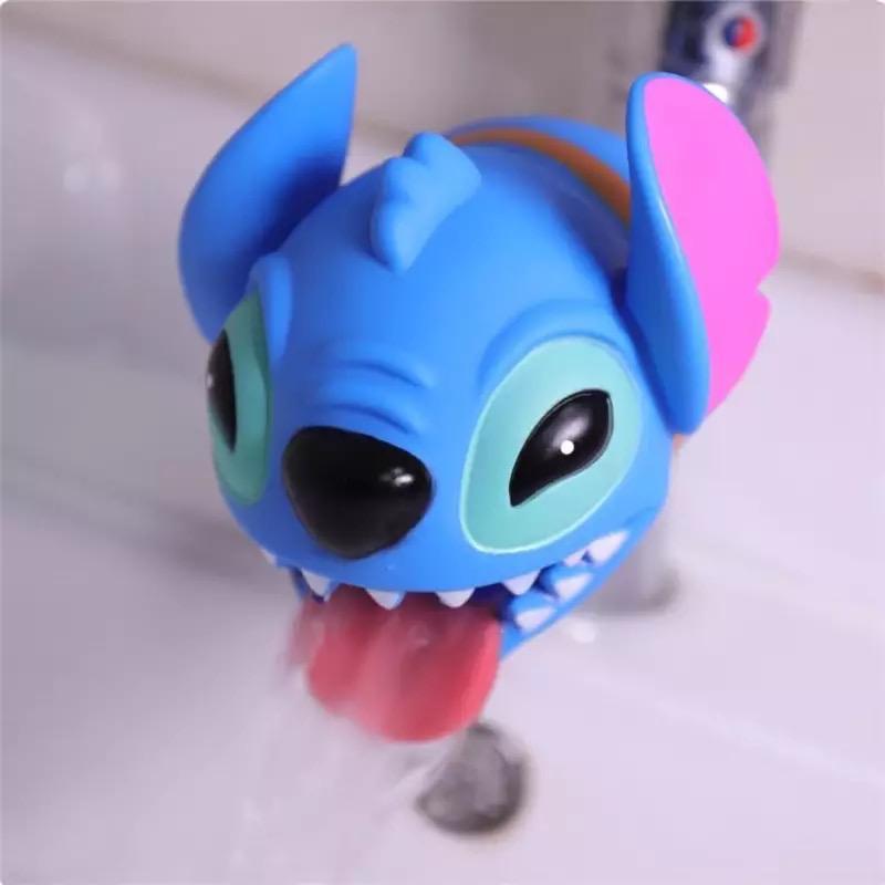 Extensor de Torneira Silicone Stitch: Lilo & Stitch 30 cm - Disney - EVALI
