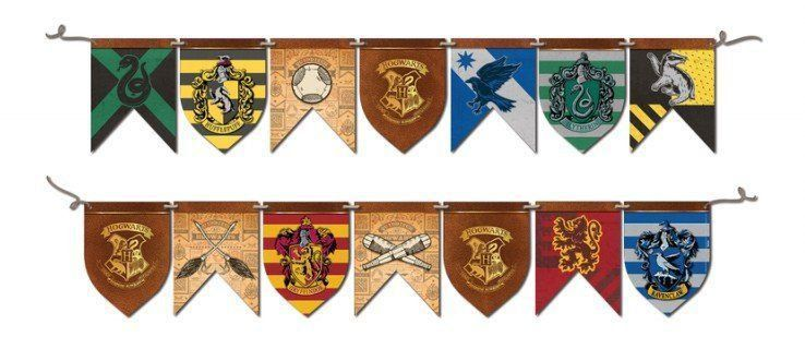 Faixa Decorativa: Harry Potter - Festcolor