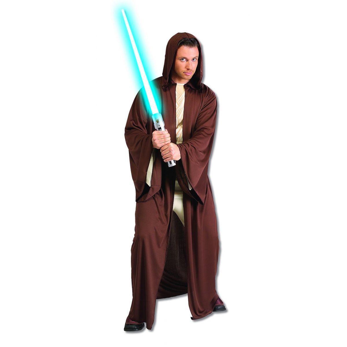Fantasia Adulto: Capa Jedi U - Rubies