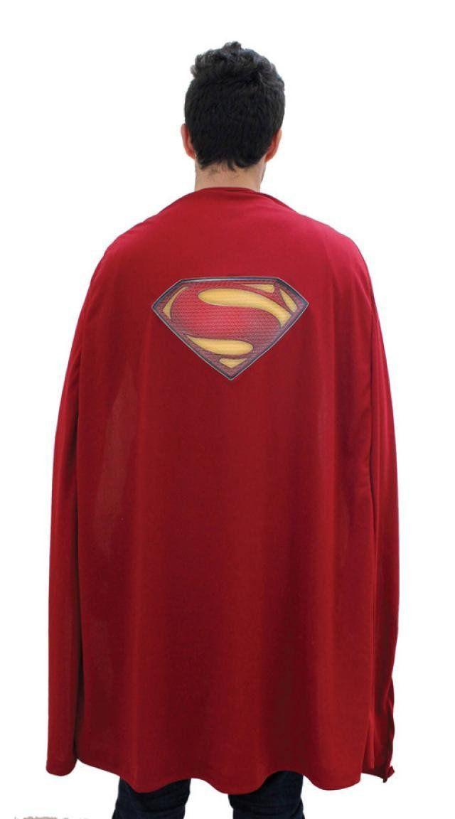 Fantasia Adulto: Capa Superman U - Rubies