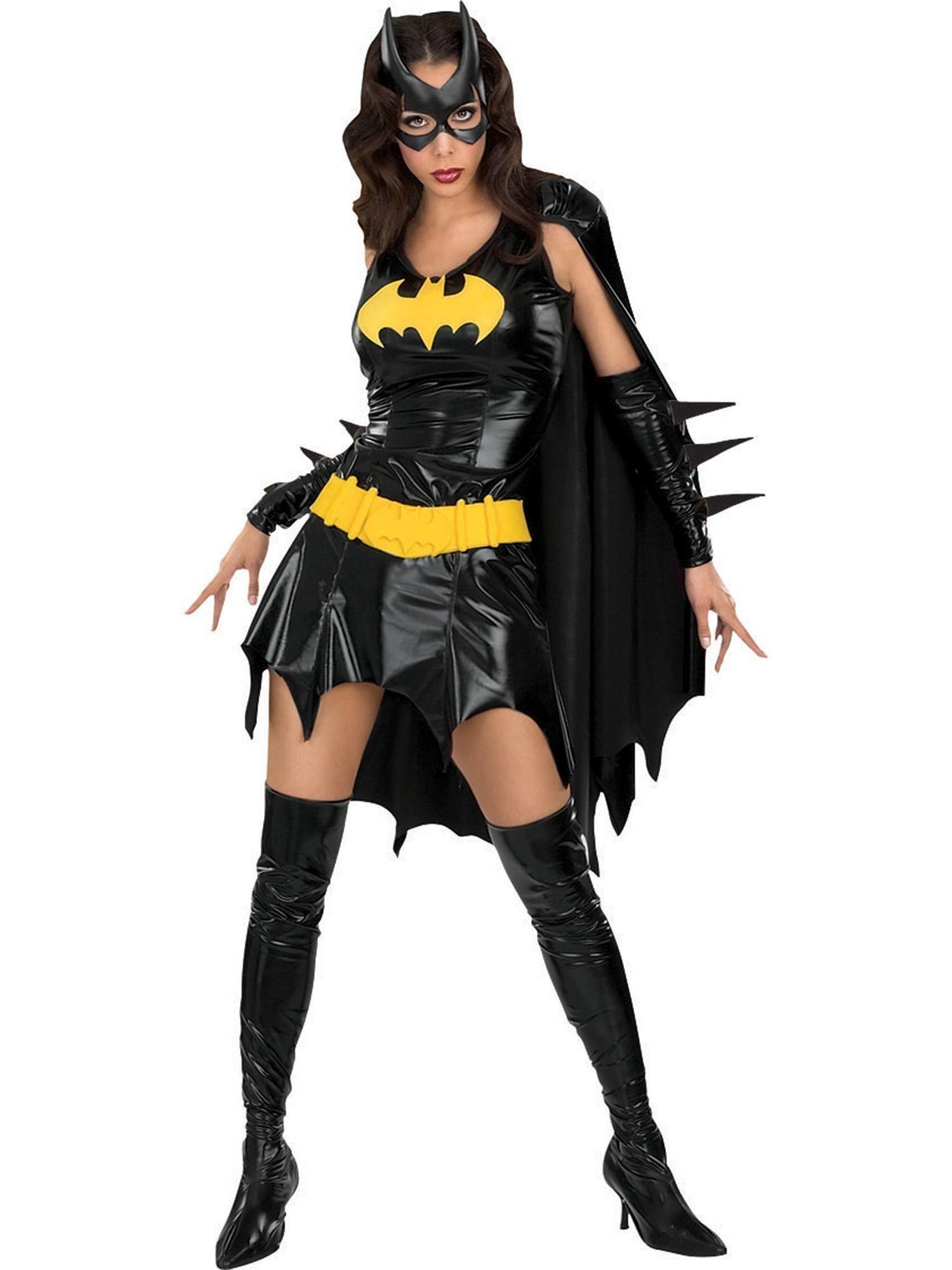 Fantasia Adulto Feminino: Batgirl (Apenas Venda Online)