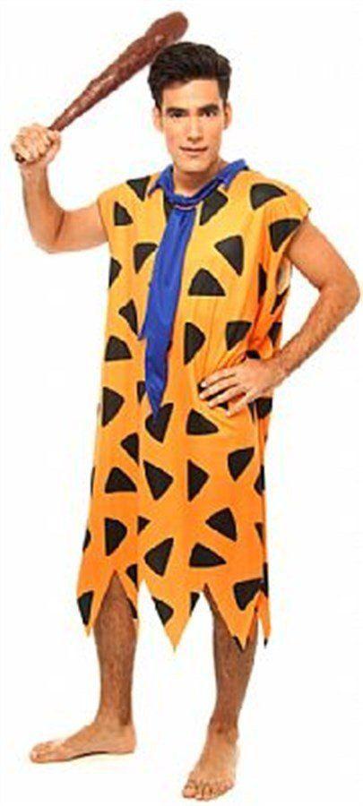 Fantasia Adulto Masculino: Fred Flintstone: Os Flintstones