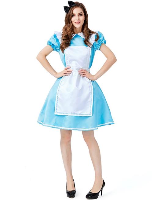 Fantasia Alice: Alice no Pais das Maravilhas Disney - MKP