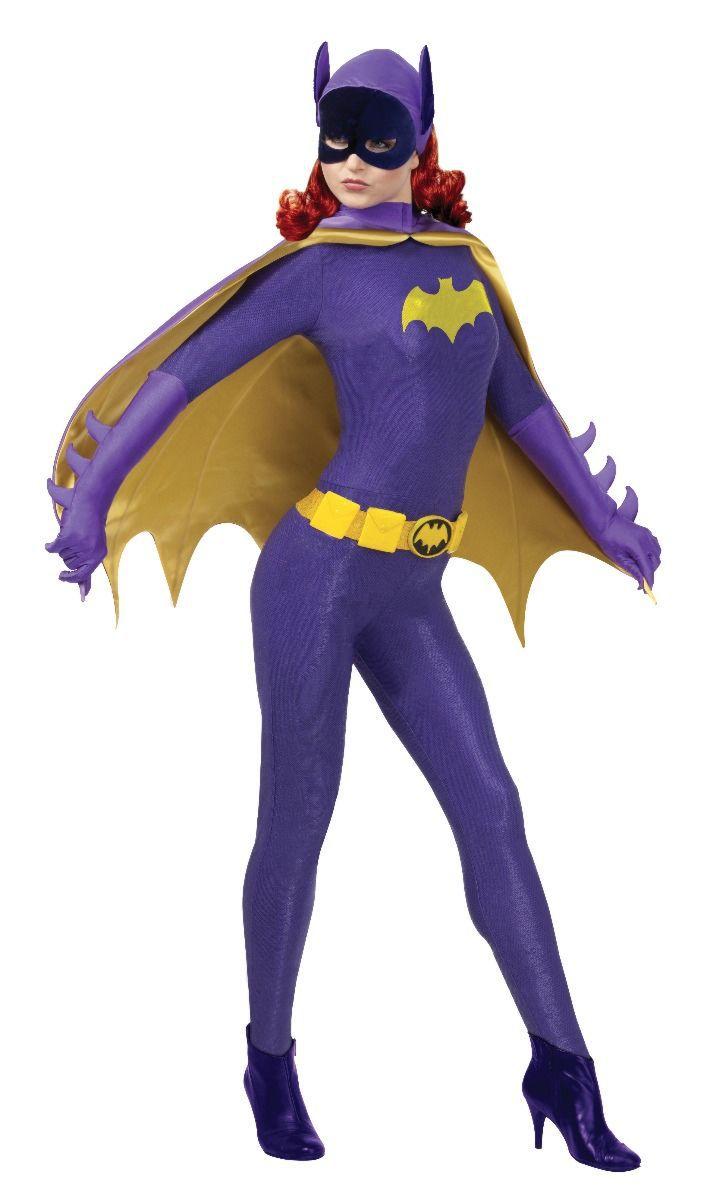 Fantasia Batgirl: Batman (1966) - Rubies Costume - CD