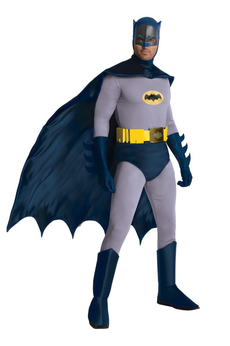 Fantasia Batman: Batman (1966) - Rubies Costume - CD