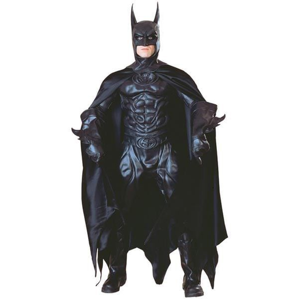 Fantasia Batman: Batman & Robin - Rubies Costume - CD