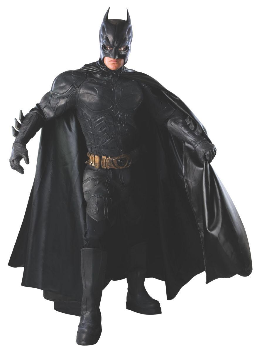 Fantasia Batman: Batman O Cavaleiro Das Trevas (The Dark Knight) - Rubies Costume - CD