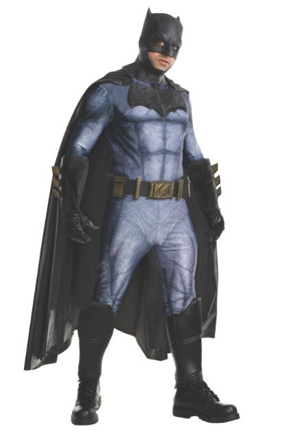 Fantasia Batman: Batman vs Superman A Origem da Justiça (Dawn of Justice) - Rubies Costume - CD