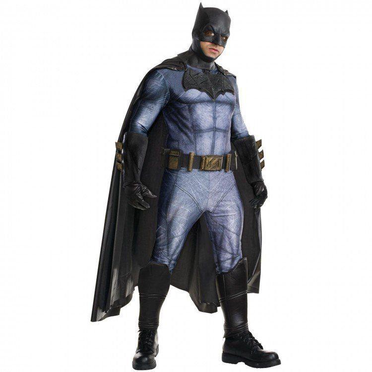 Fantasia Batman vs Superman : Batman Masculino - RUBIES COSTUME