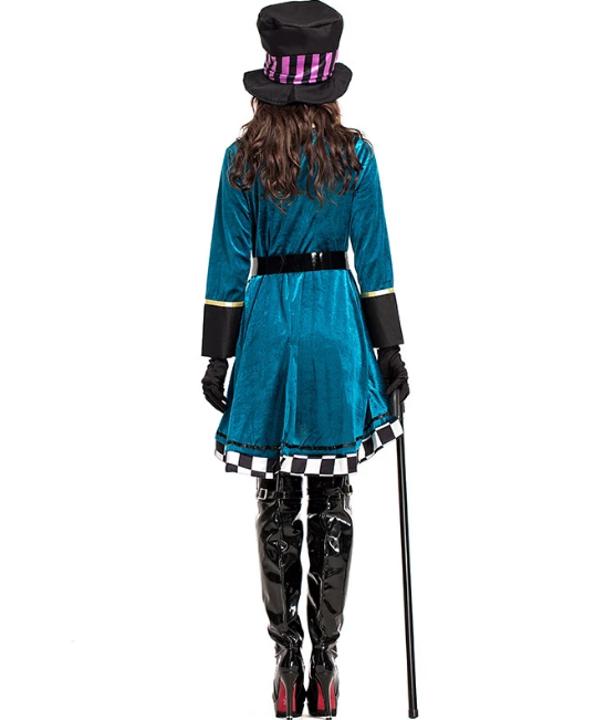 Fantasia Chapeleira Maluca: Alice no País das Maravilhas Disney - MKP