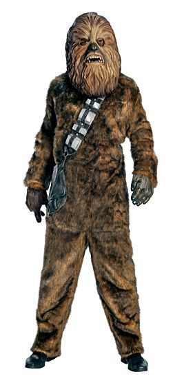 Fantasia Chewbacca (Deluxe Edition): Star Wars - Rubies Costume - CD