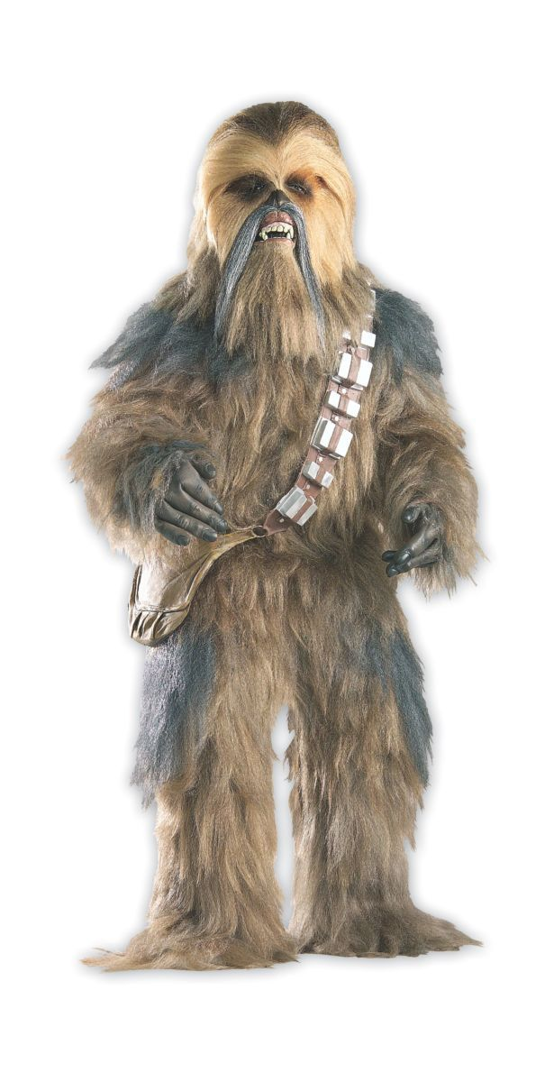 Fantasia Chewbacca (Supreme Edition): Star Wars - Rubies Costume - CD