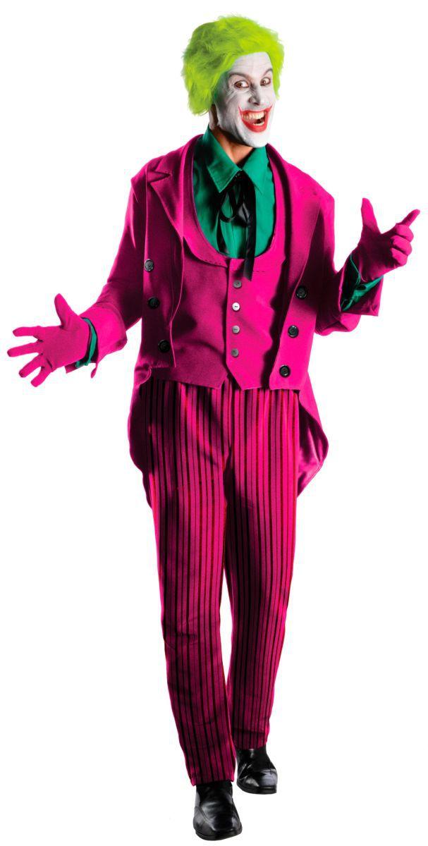 Fantasia Coringa: Batman (1966) - Rubies Costume - CD
