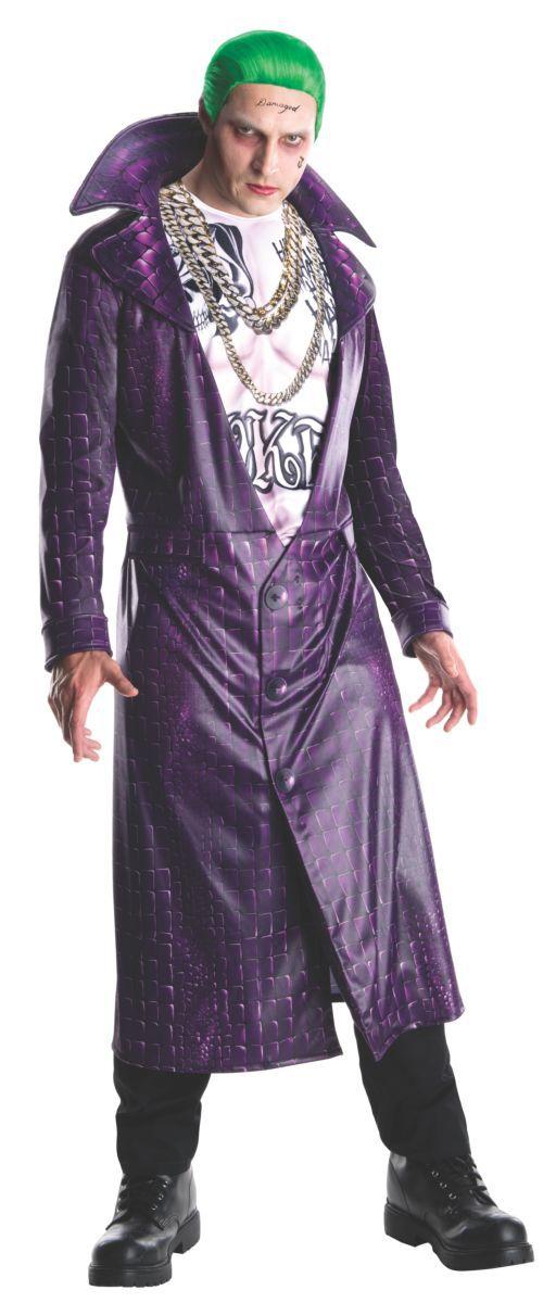 Fantasia Coringa (Joker): Esquadrão Suicida (Suicide Squad) - Rubies Costume - CD