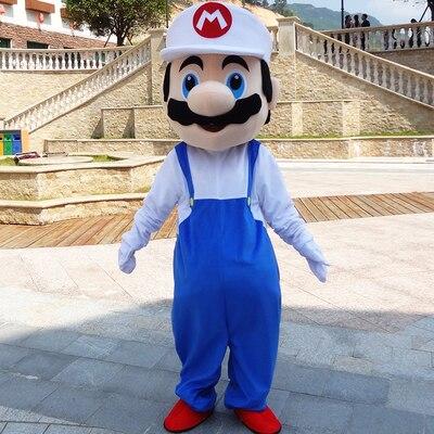 Fantasia Cosplay Mario Fire: Super Mario Bros Medio - MKP