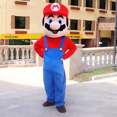 Fantasia Cosplay Mario: Super Mario Bros Medio - MKP