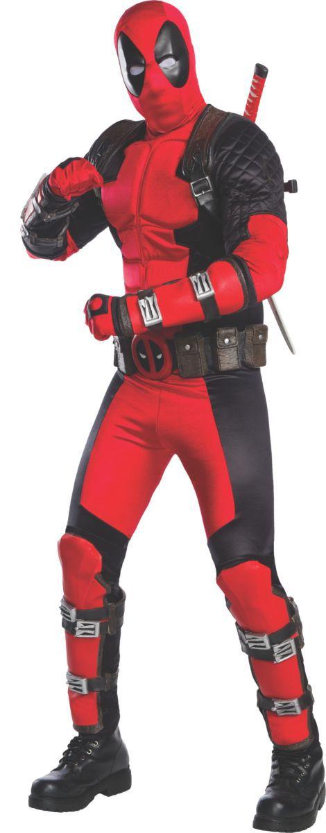Fantasia Deadpool: Marvel - Rubies Costume - CD