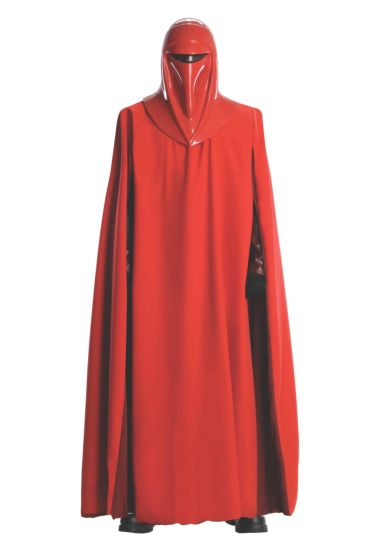 Fantasia Guarda Imperial (Imperial Guard Deluxe): Star Wars - Rubies Costume - CD