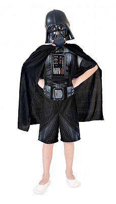 Fantasia Infantil Darth Vader: Star Wars Curta