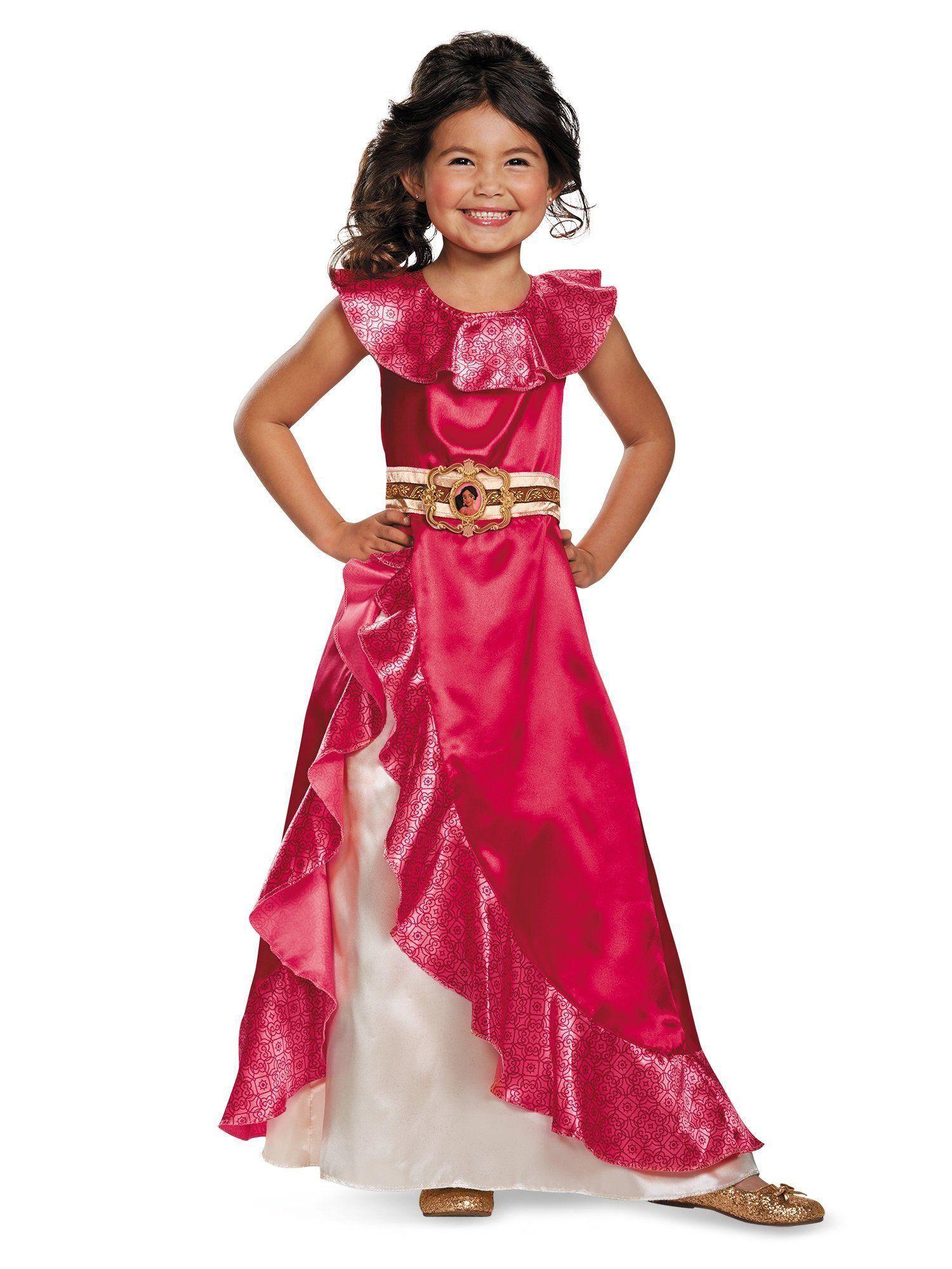 Fantasia Infantil Feminino Elena de Avalor: Disney (Classic) (Apenas Venda Online)