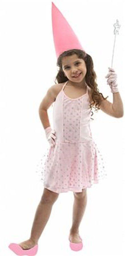 Fantasia Infantil Feminino: Fadinha Rosa