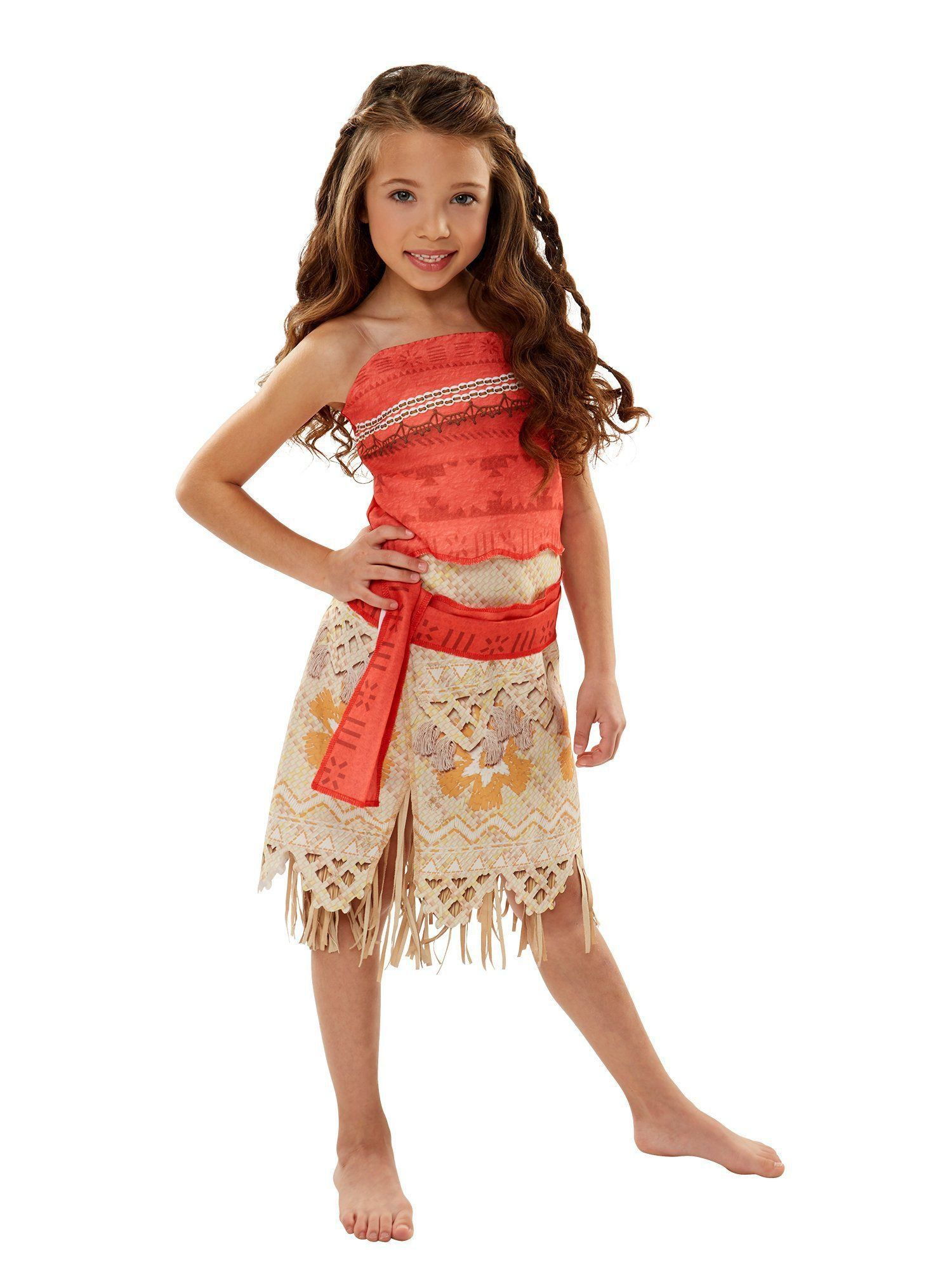 Fantasia Infantil Feminino Moana: Disney (Apenas Venda Online)