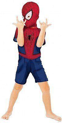 Fantasia Infantil Homem Aranha (Spider-Man): O Espetacular Homem-Aranha Curta