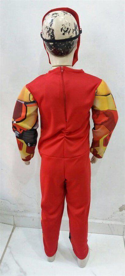 Fantasia Infantil Homem de Ferro (Iron Man) Luxo