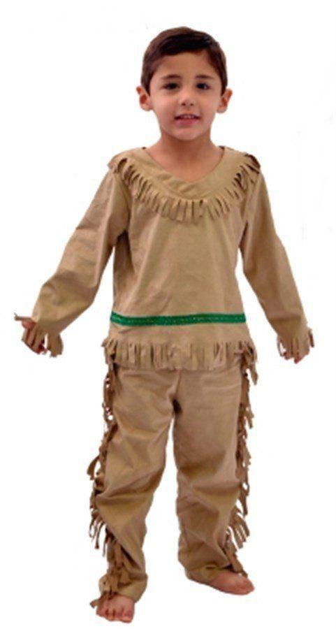 Fantasia Infantil Índio