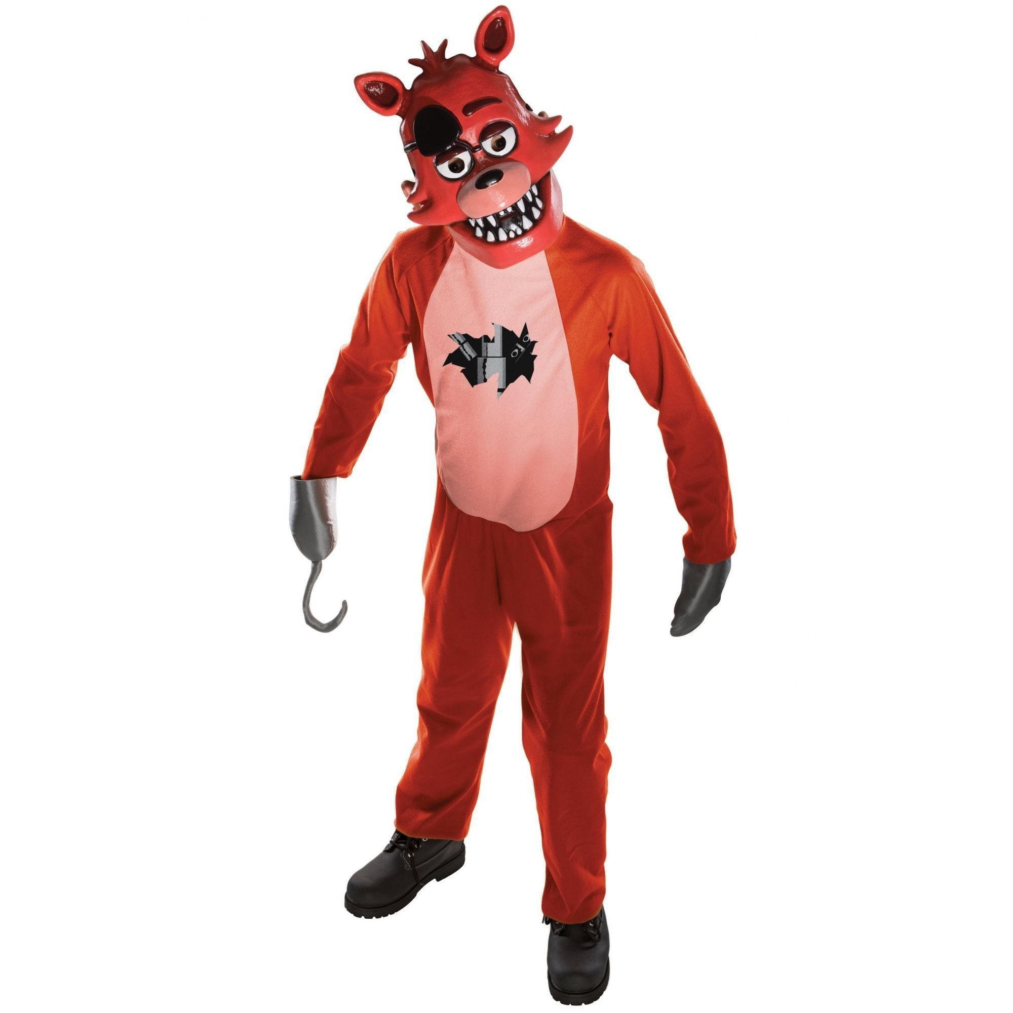 Fantasia Infantil Masculino Foxy: Five Nights At Freddys (Apenas Venda Online)