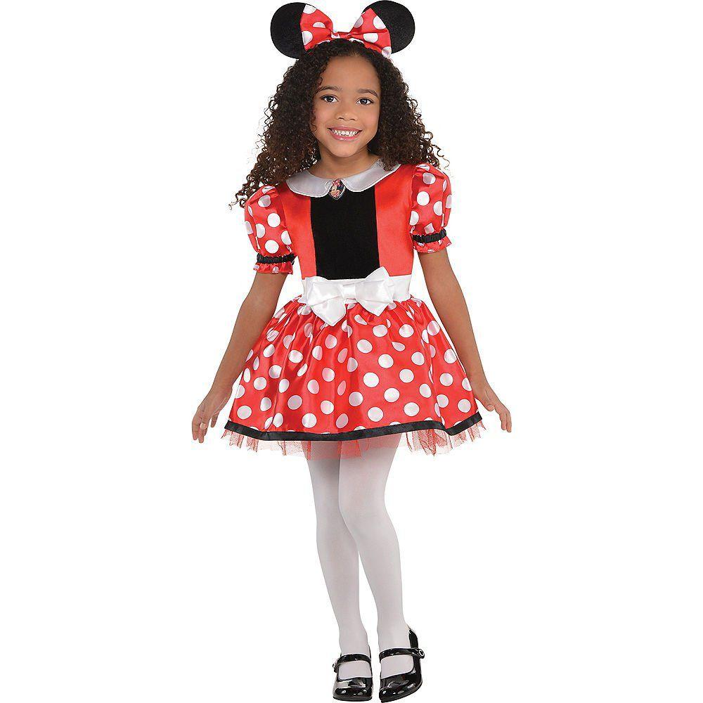 Fantasia Infantil Minnie Mouse: Disney