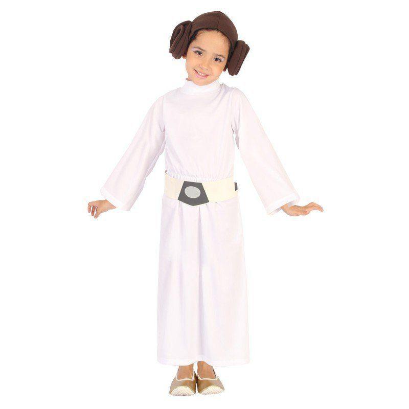 Fantasia Infantil: Princesa Leia M - Rubies