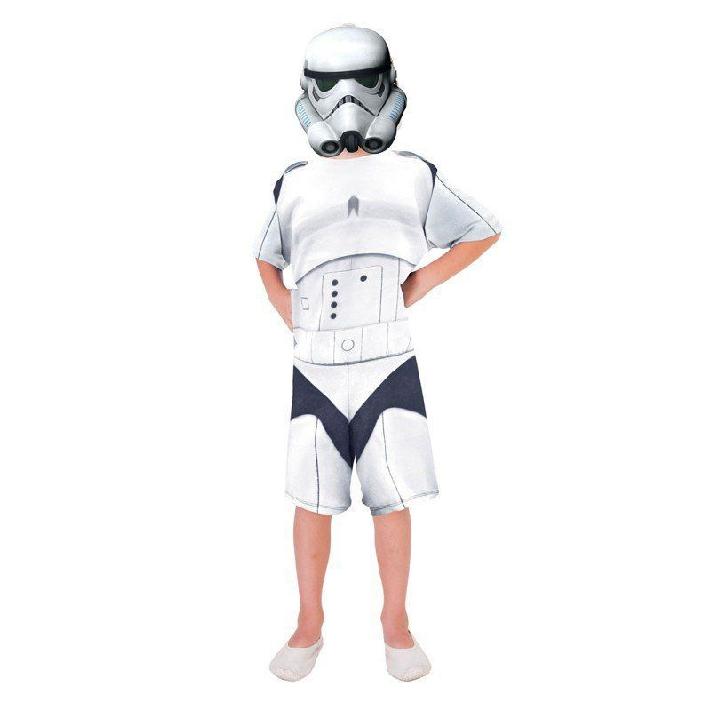 Fantasia Infantil: Stormtrooper EP VII Curta M - Rubies