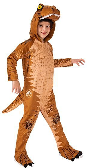 Fantasia Infantil T-Rex - Rubies Costume - CD