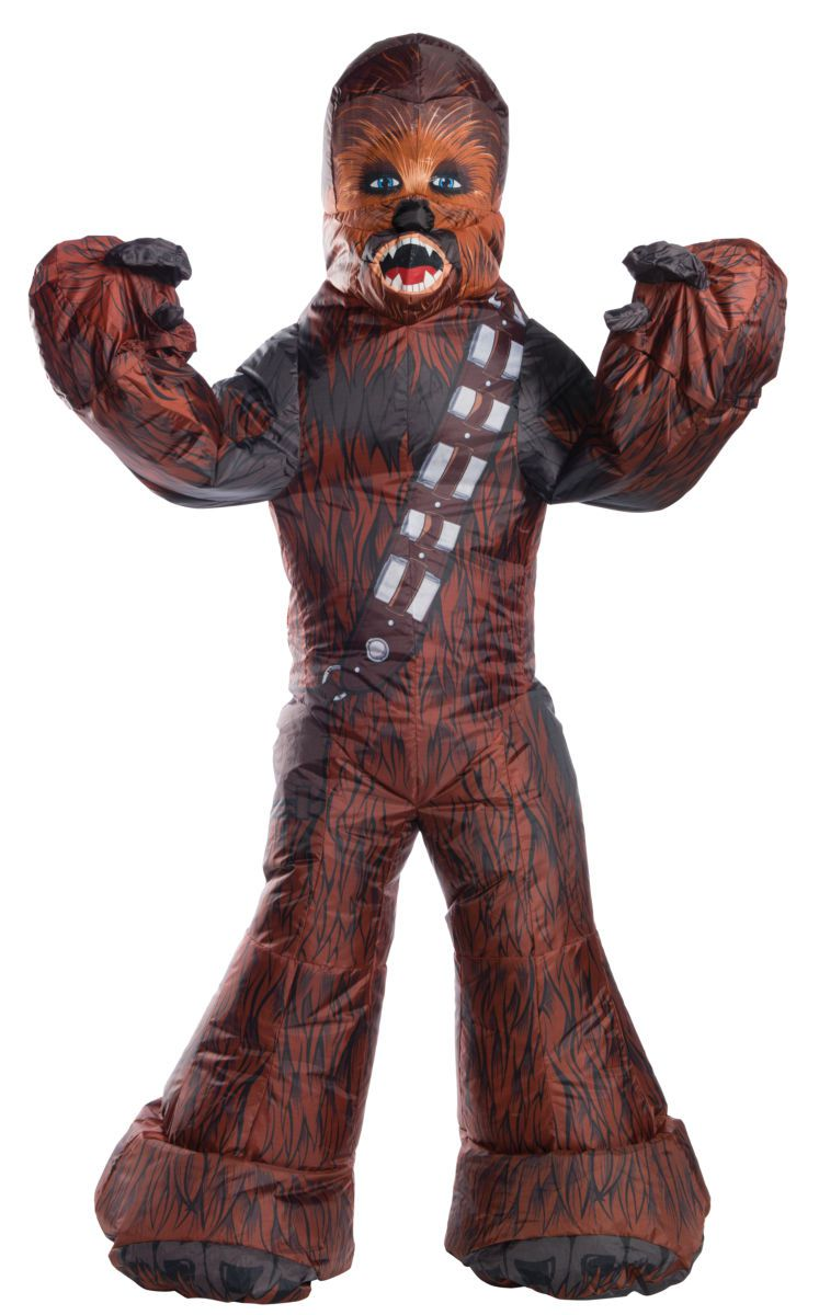 Fantasia Inflável Chewbacca: Star Wars- Rubies Costume - CD