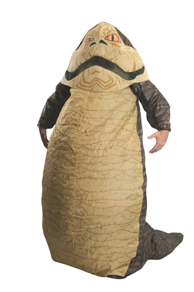 Fantasia Inflável Jabba The Hutt: Star Wars - Rubies Costume - CD