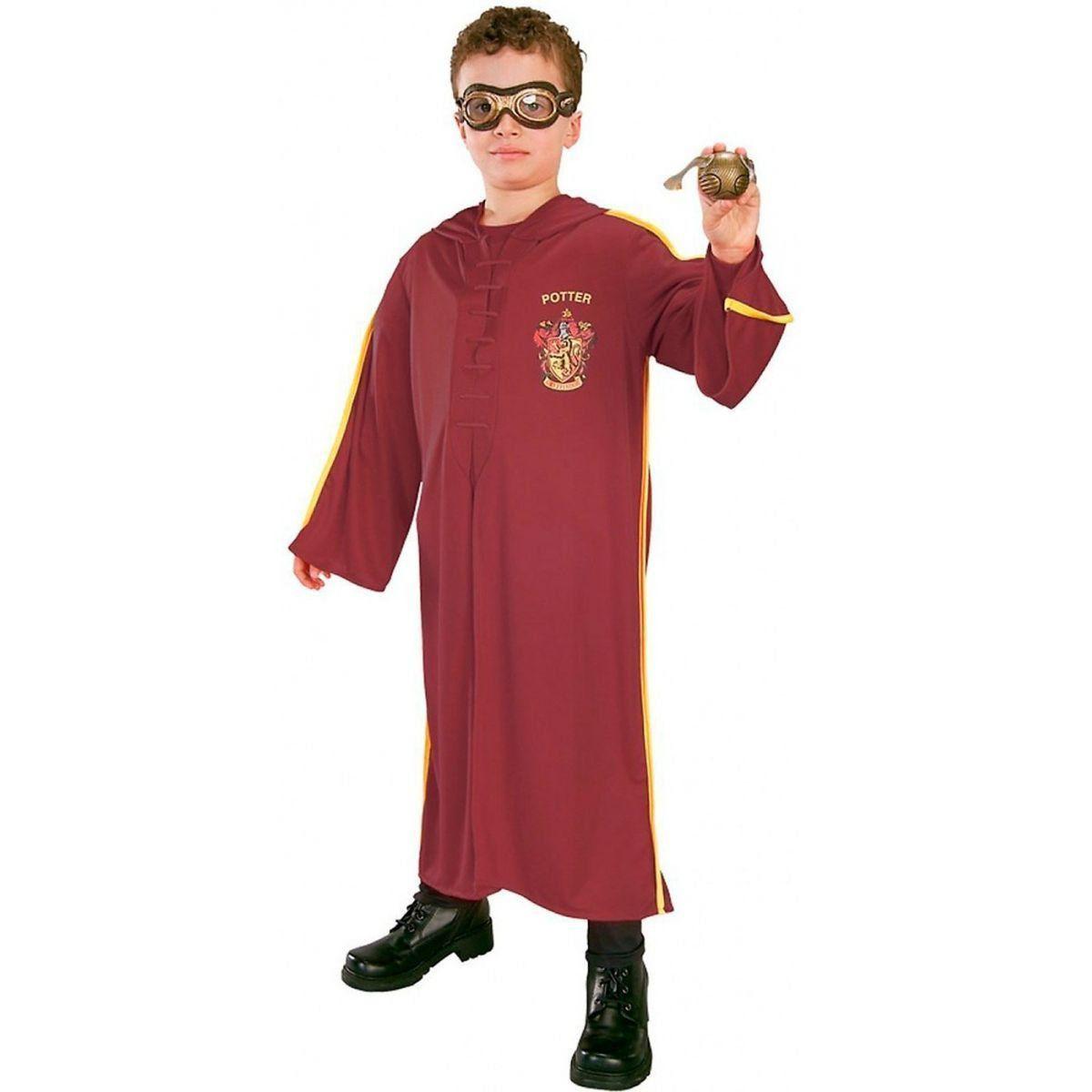 Fantasia Kit Blister Infantil: Harry Potter Quadribol U - Rubies